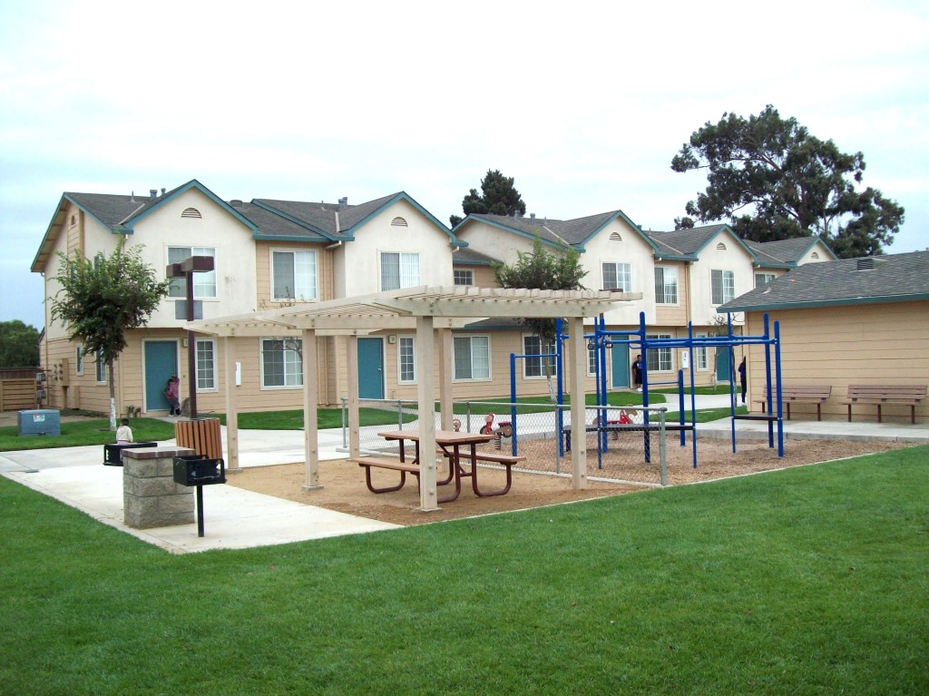 CHISPA: Villa Santa Clara  Playground