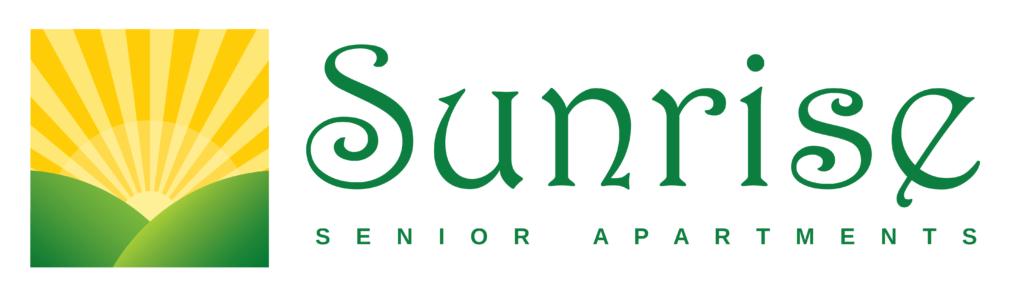 Sunrise Senior Apartments logo