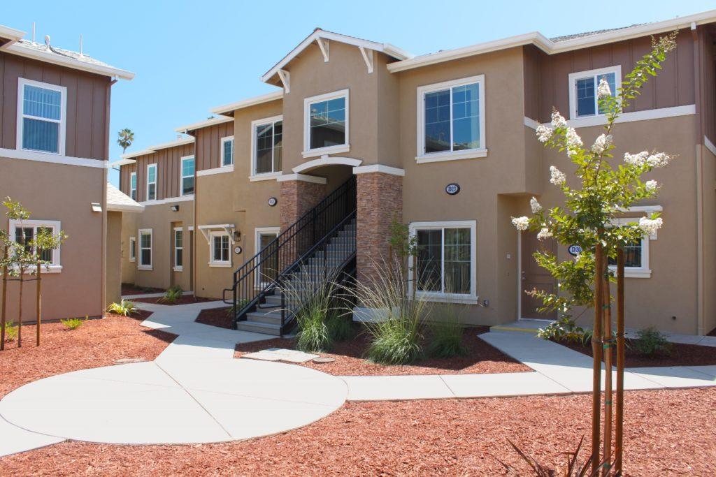 View of Buena Vista Apartments