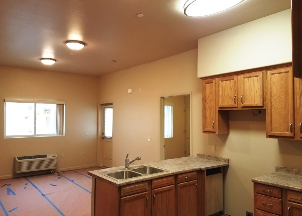 Image of an apartment interior