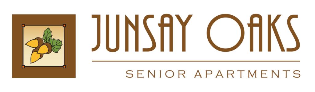Junsay Oaks Senior Apartments logo